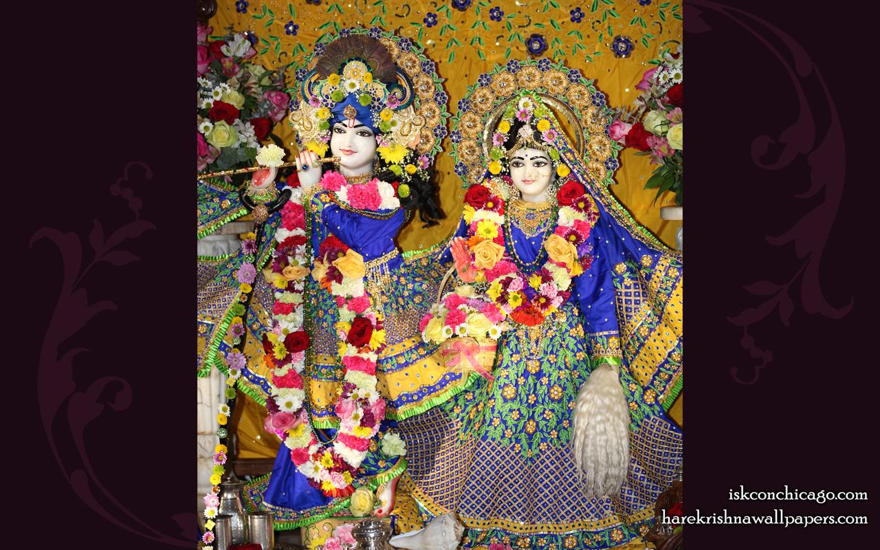 Sri Sri Kishore Kishori Wallpaper (004) Size 1280x800 Download