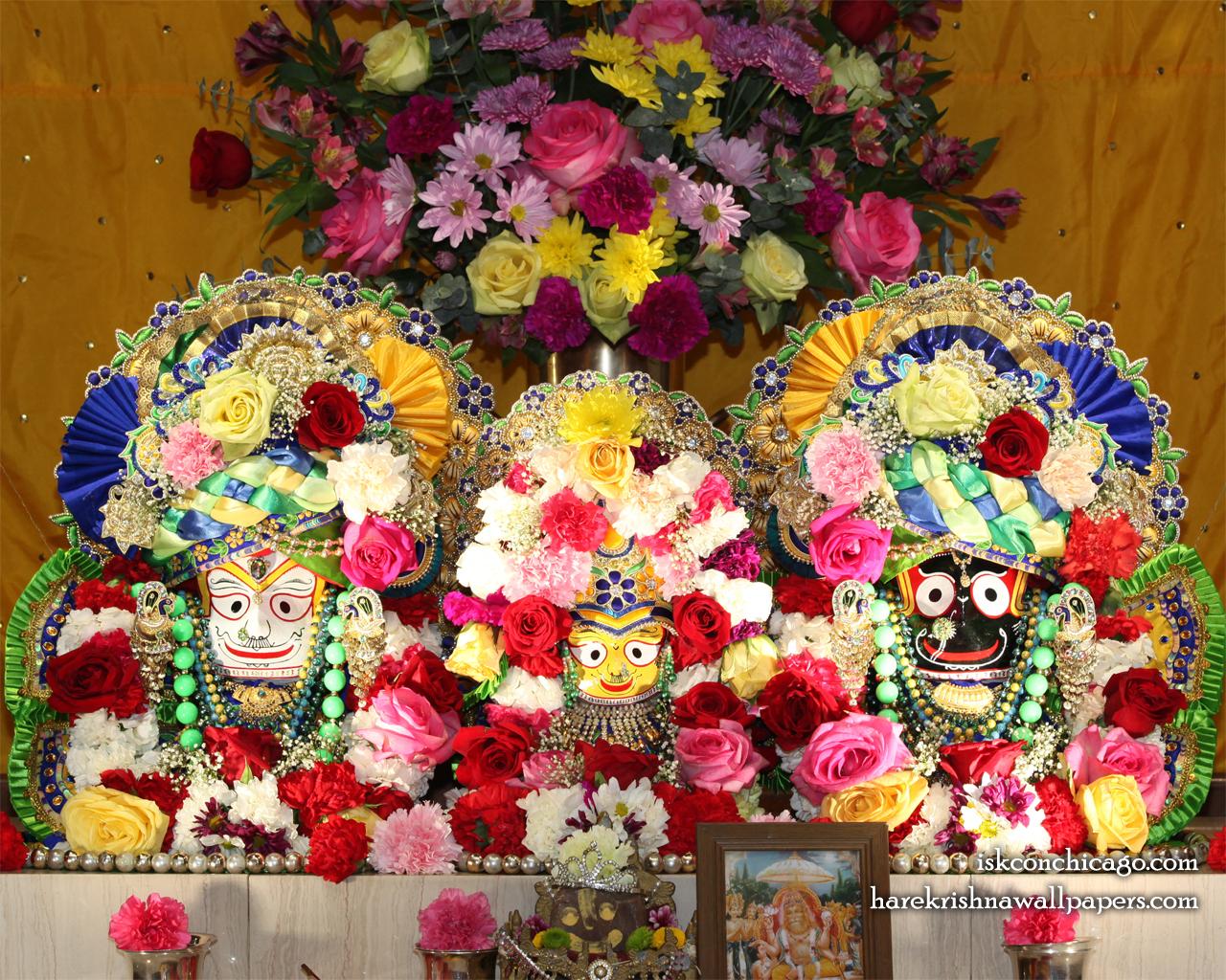 Jagannath Baladeva Subhadra Wallpaper (005) Size 1280x1024 Download