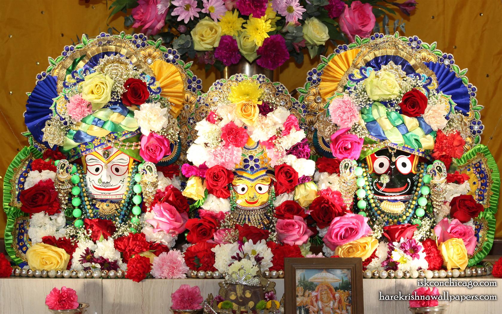 Jagannath Baladeva Subhadra Wallpaper (005) Size 1680x1050 Download