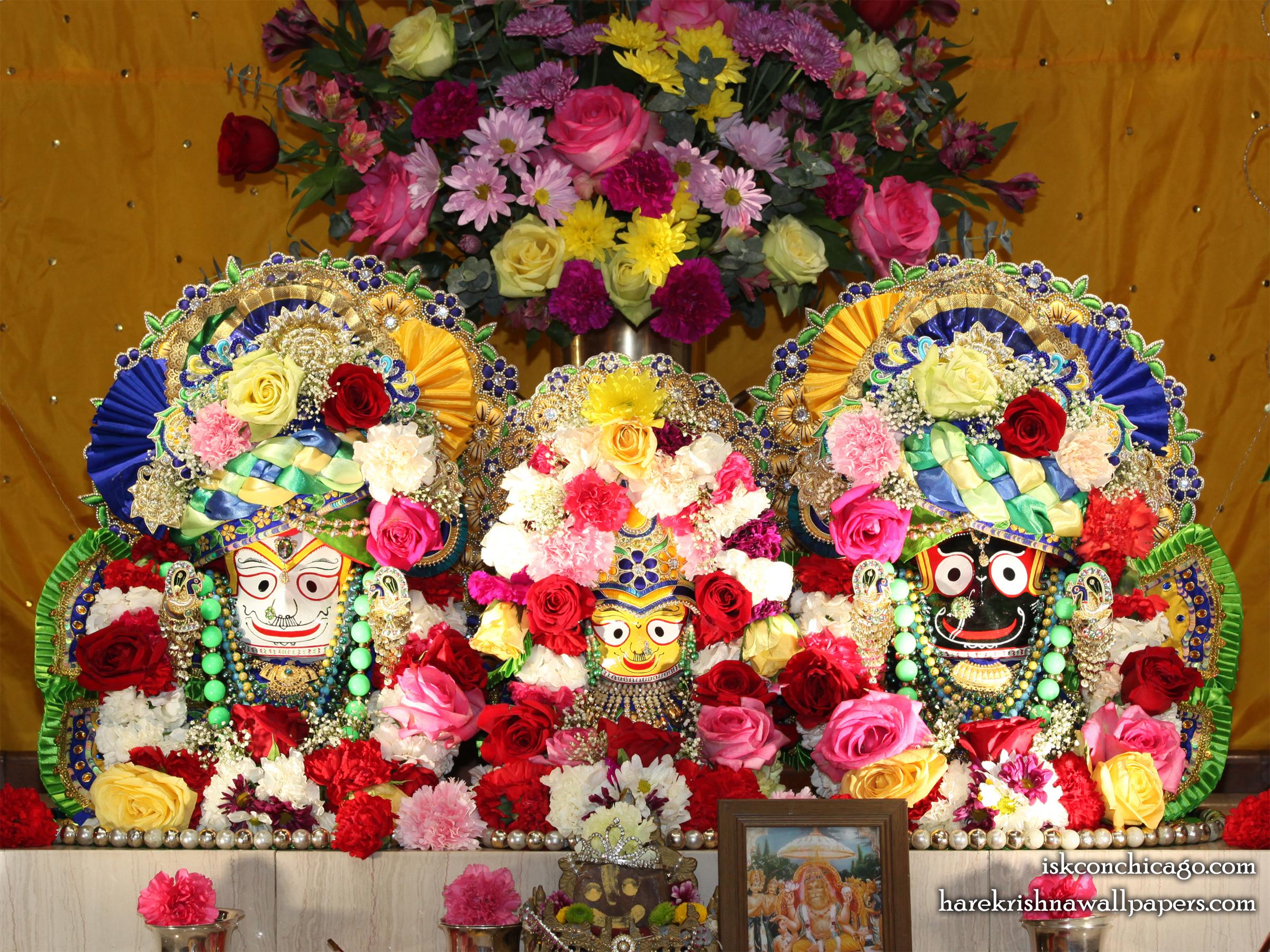 Jagannath Baladeva Subhadra Wallpaper (005) Size 2400x1800 Download
