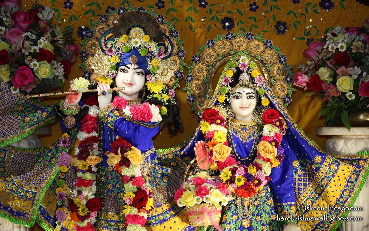 Sri Sri Kishore Kishori Close up Wallpaper (005) Size 1280x800 Download