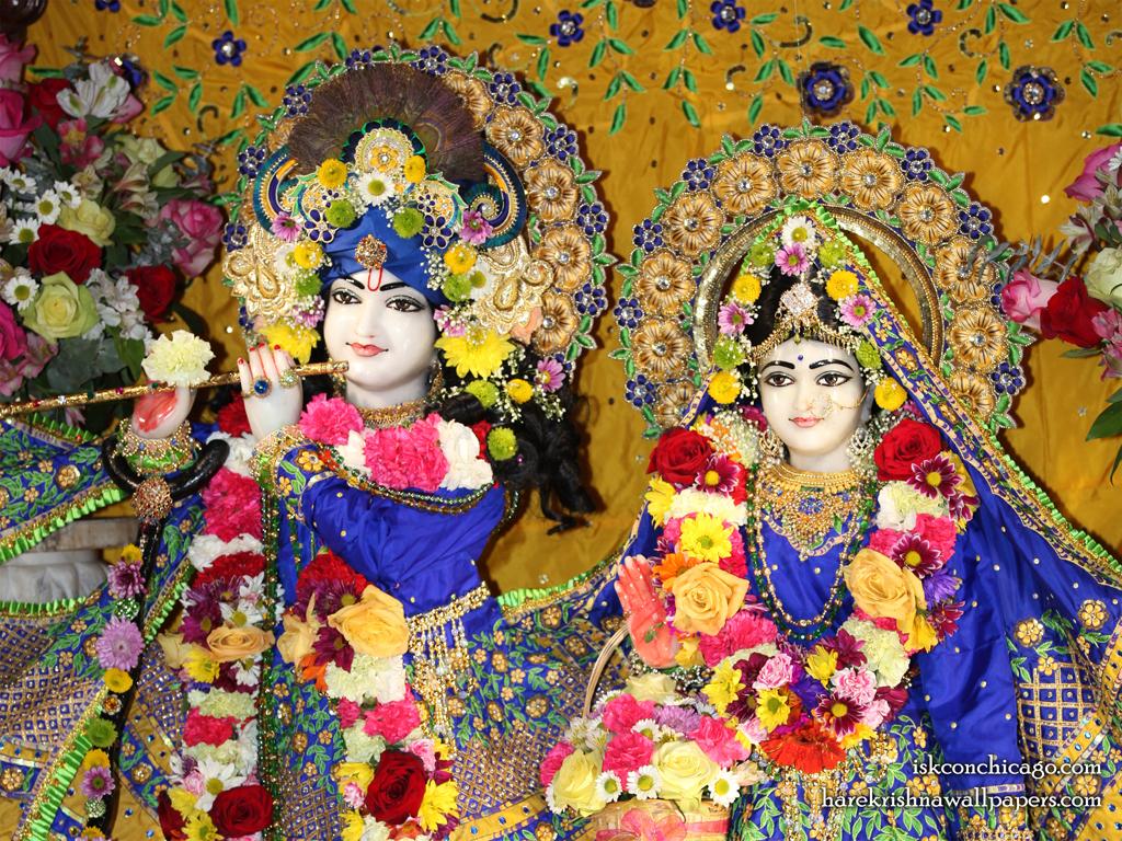 Sri Sri Kishore Kishori Close up Wallpaper (006) Size 1024x768 Download
