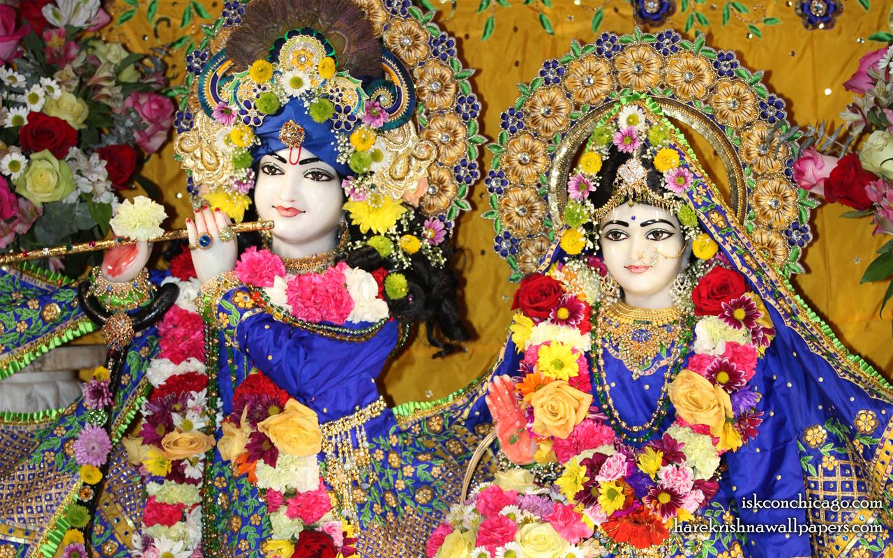 Sri Sri Kishore Kishori Close up Wallpaper (006) Size 1280x800 Download