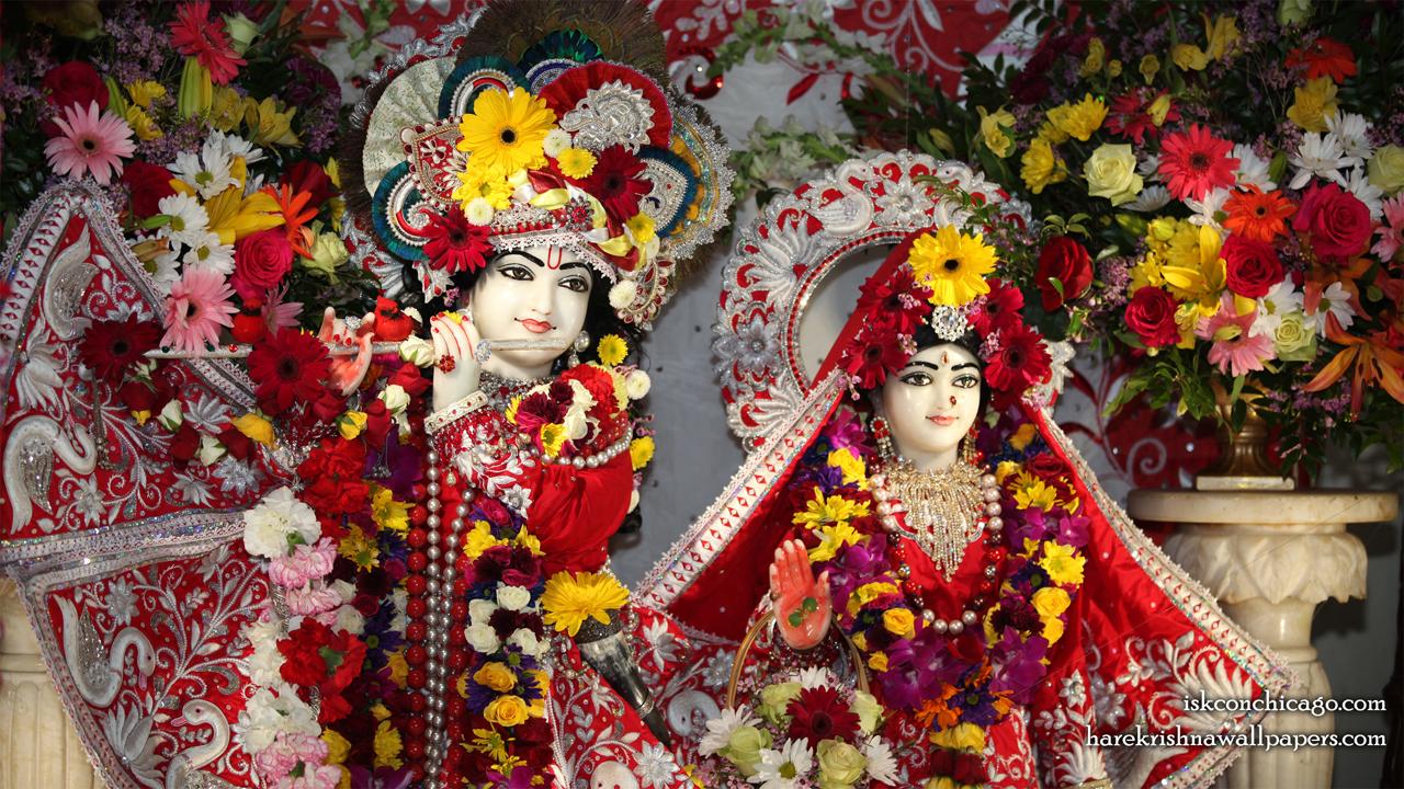 Sri Sri Kishore Kishori Close up Wallpaper (007) Size 1280x720 Download