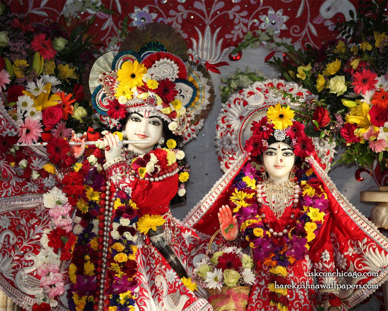 Sri Sri Kishore Kishori Close up Wallpaper (008) Size 1280x1024 Download