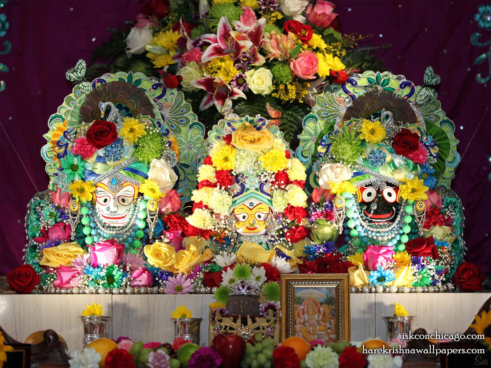 Jagannath Baladeva Subhadra Wallpaper (009) Size1600x1200 Download