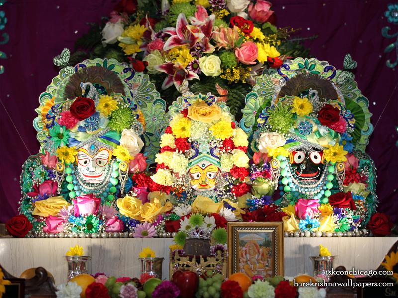 Jagannath Baladeva Subhadra Wallpaper (009) Size 800x600 Download