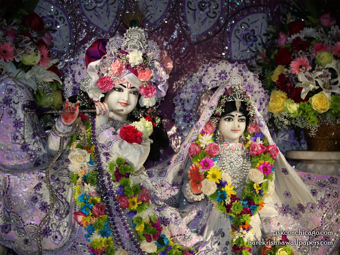 Sri Sri Kishore Kishori Close up Wallpaper (010) Size 1152x864 Download