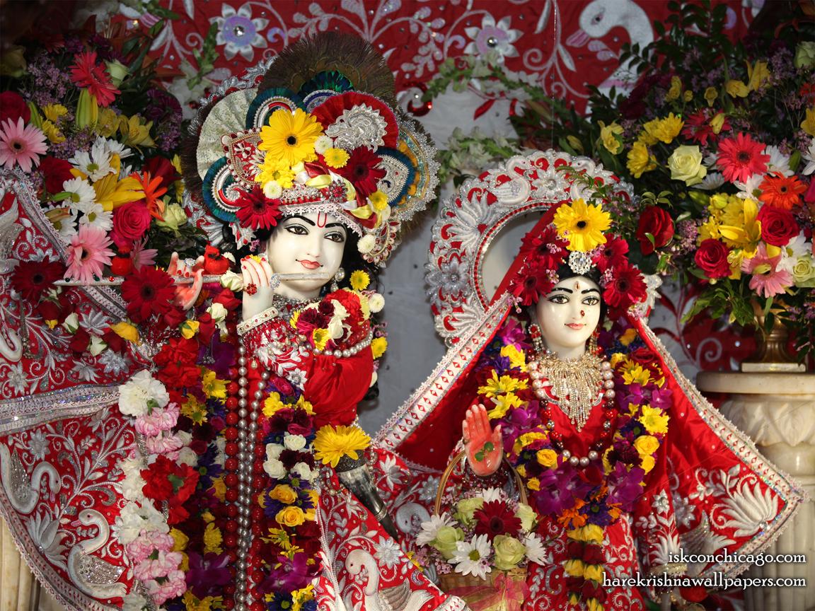 Sri Sri Kishore Kishori Close up Wallpaper (013) Size 1152x864 Download