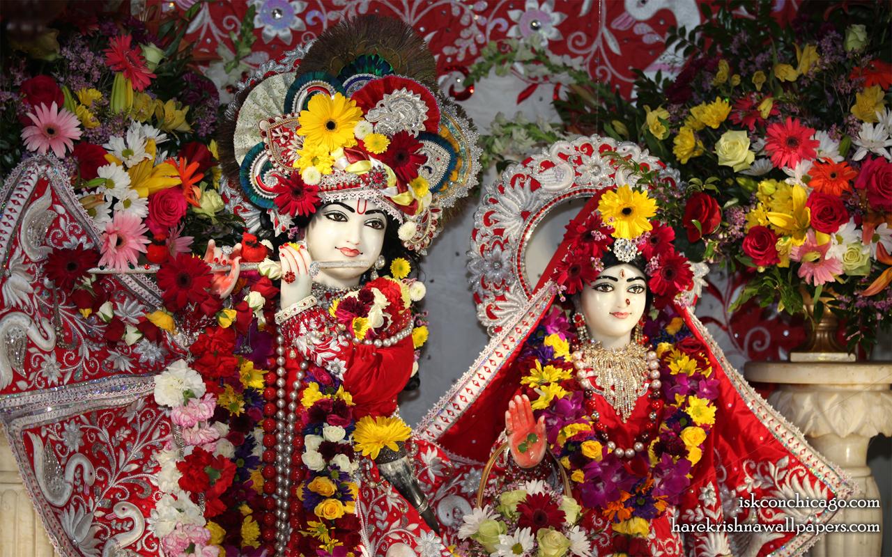 Sri Sri Kishore Kishori Close up Wallpaper (013) Size 1280x800 Download