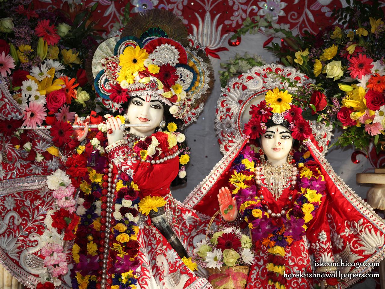 Sri Sri Kishore Kishori Close up Wallpaper (014) Size 1280x960 Download