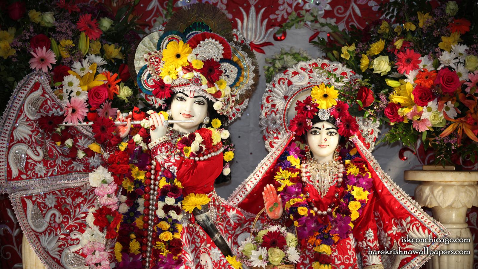 Sri Sri Kishore Kishori Close up Wallpaper (014) Size 1600x900 Download