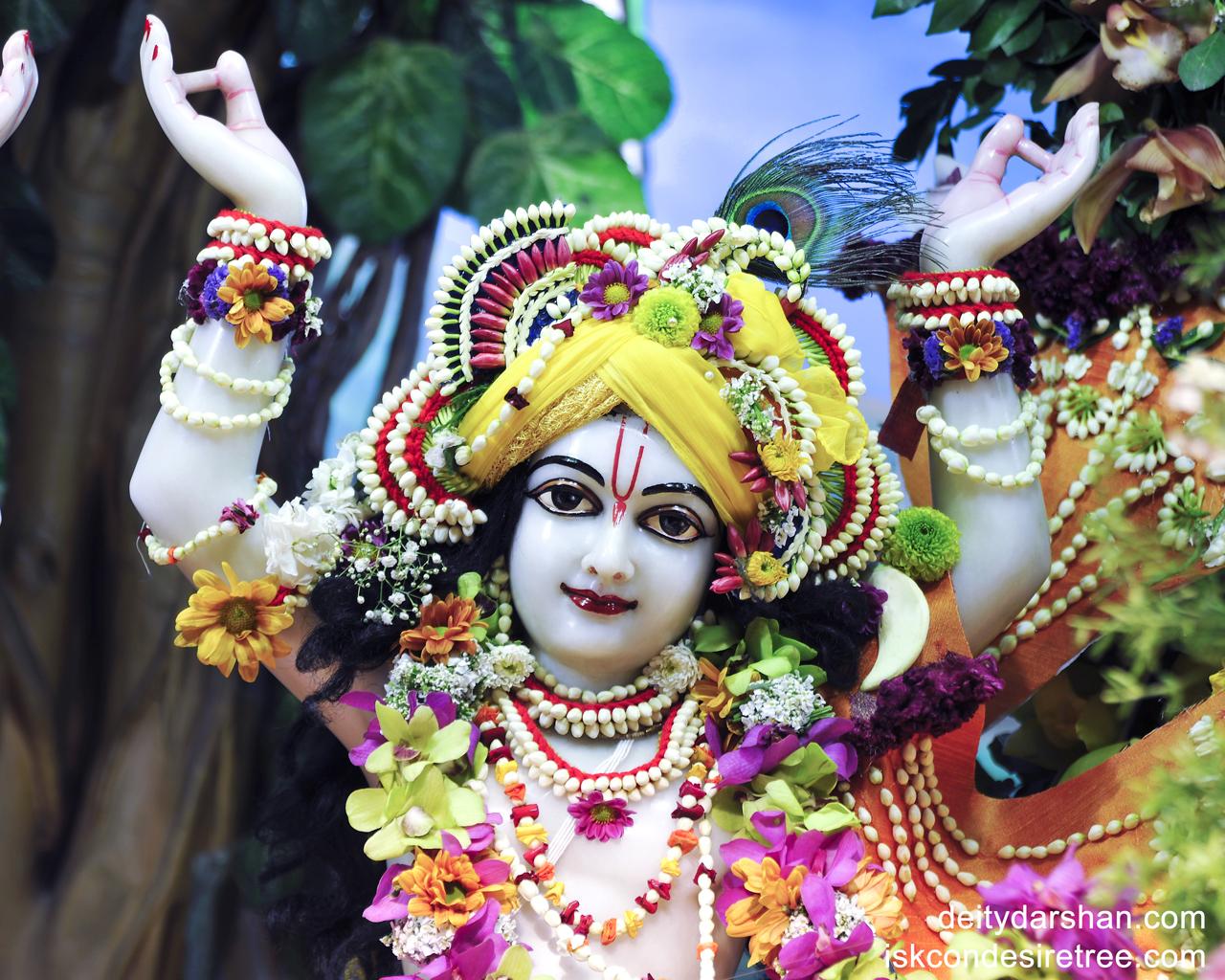 Sri Gaurachandra Close up Wallpaper (001) Size 1280x1024 Download