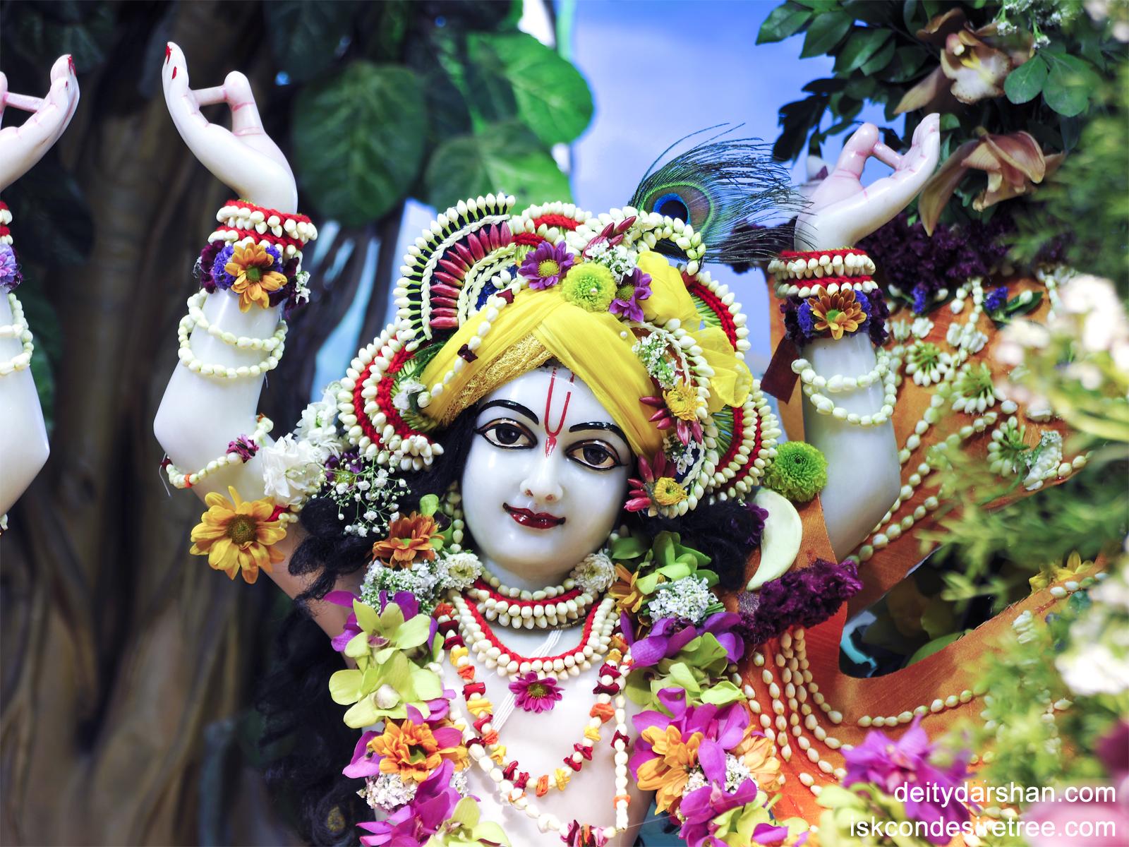 Sri Gaurachandra Close up Wallpaper (001) Size1600x1200 Download