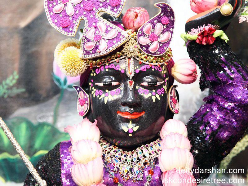 Sri Gopal Close up Wallpaper (001)