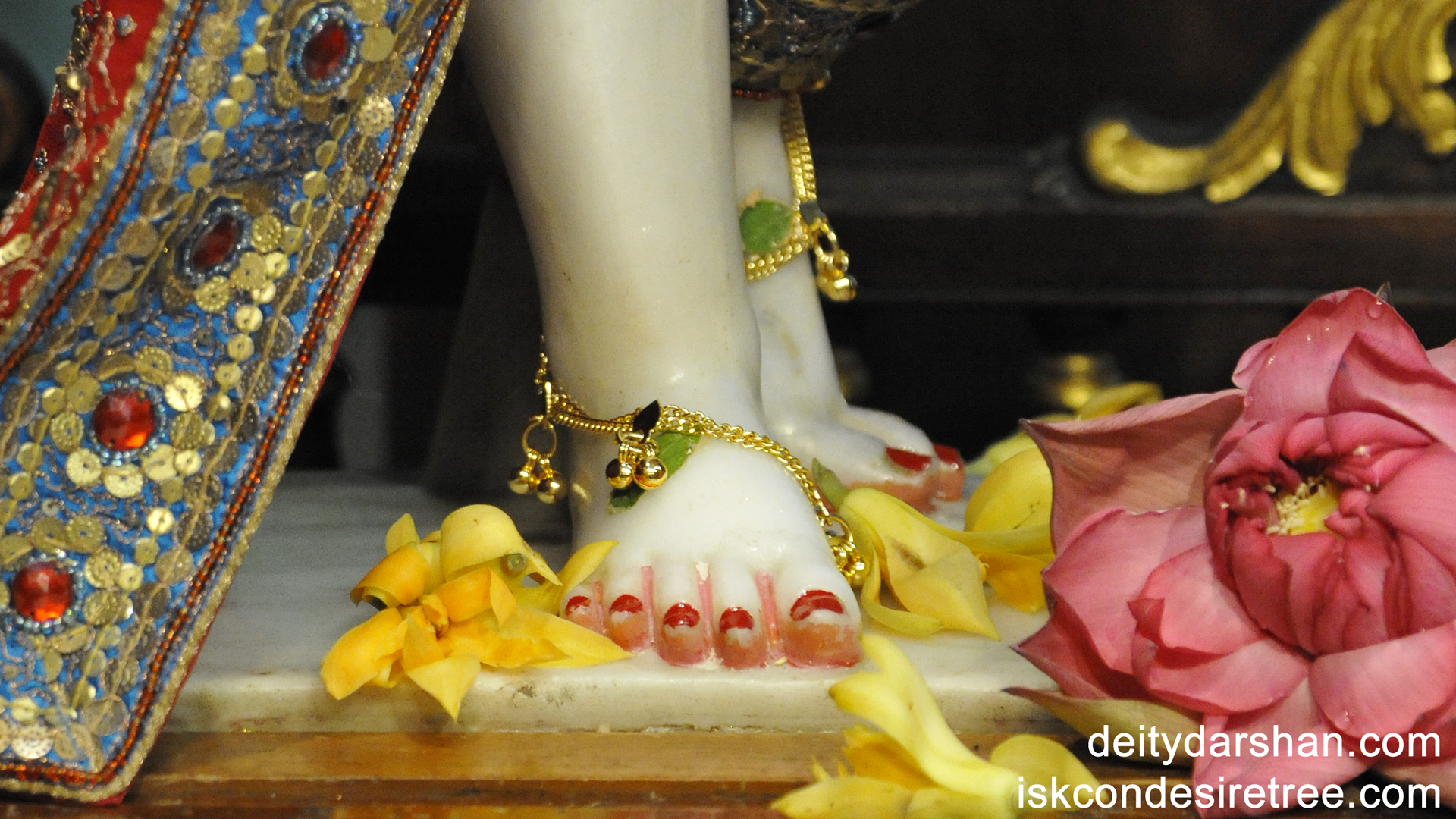 Sri Nitai Feet Wallpaper (001) Size 1920x1080 Download
