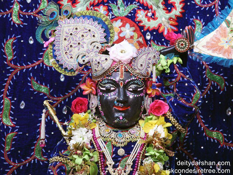 Sri Gopal Close up Wallpaper (002)