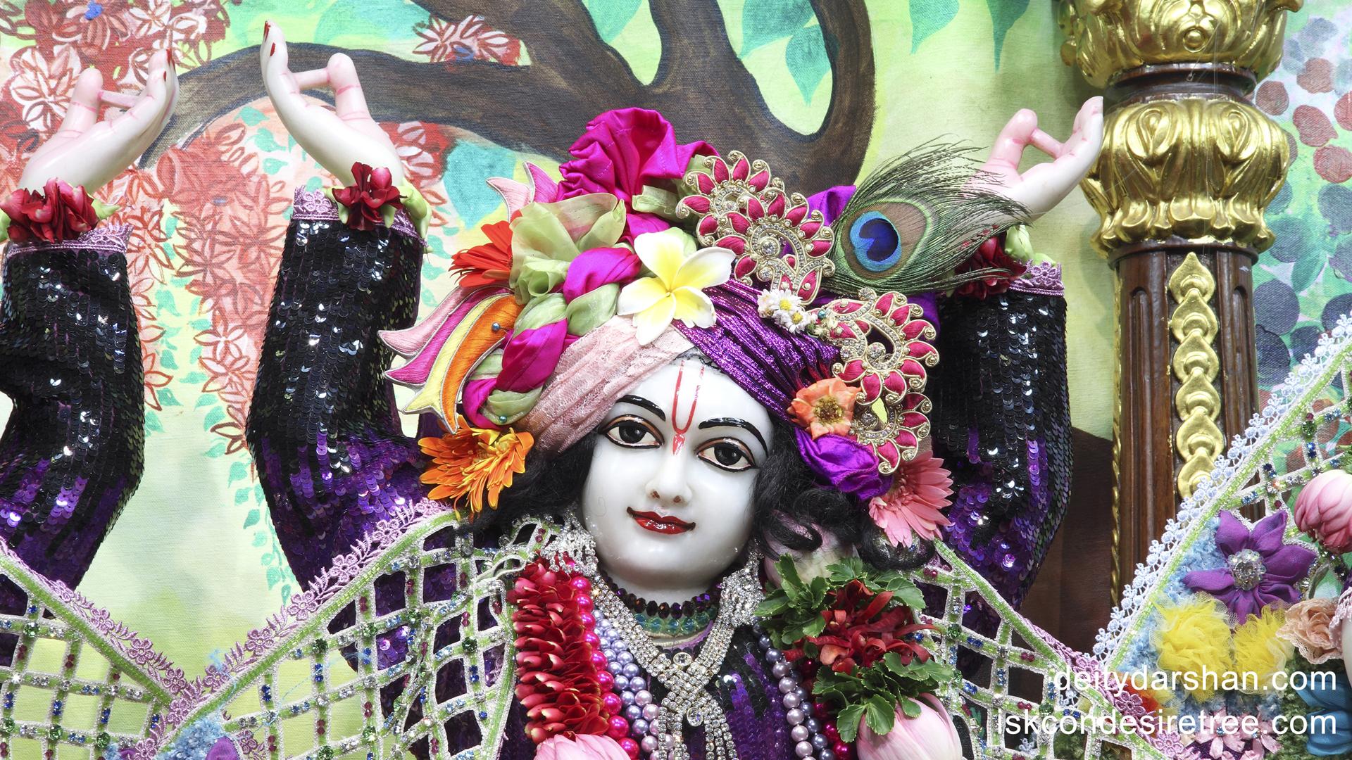 Sri Gaurachandra Close up Wallpaper (006) Size 1920x1080 Download