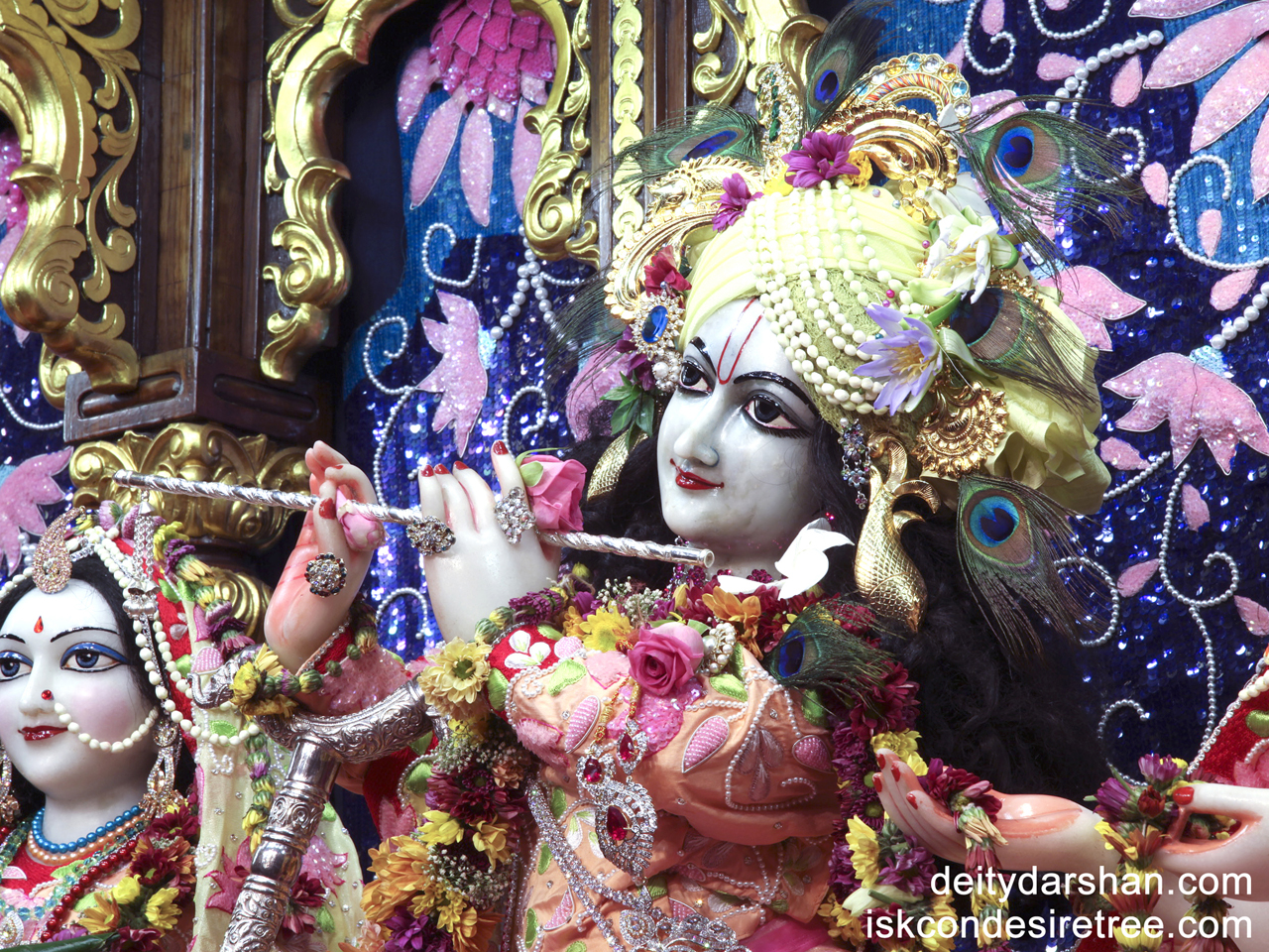 Sri Gopinath Close up Wallpaper (006) Size 1280x960 Download
