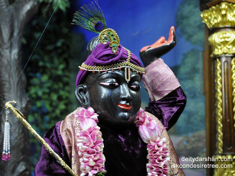 Sri Gopal Close up Wallpaper (007)