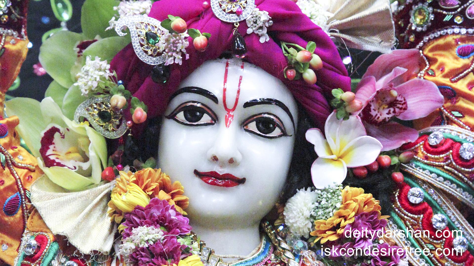 Sri Gaurachandra Close up Wallpaper (008) Size 1920x1080 Download
