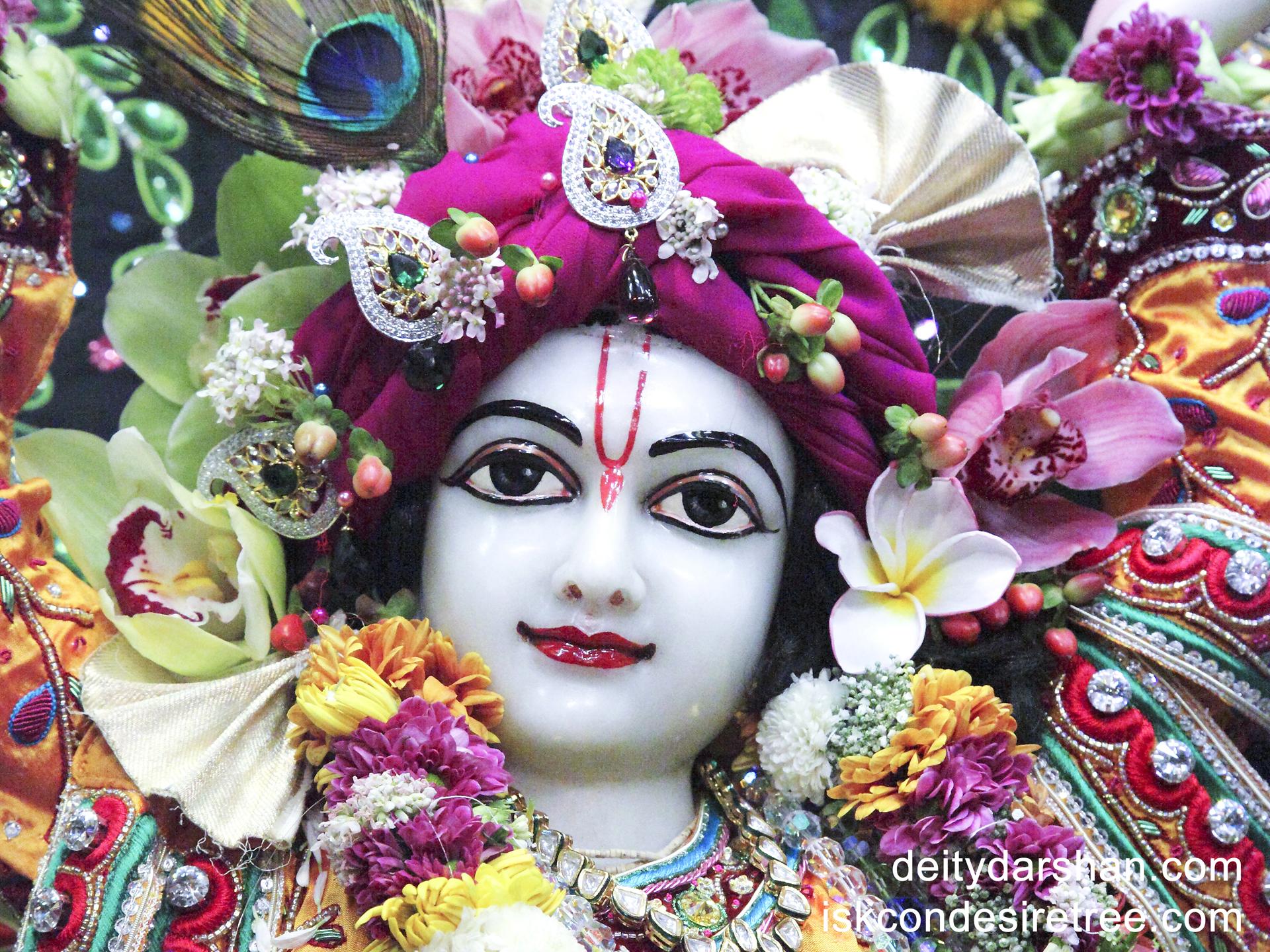 Sri Gaurachandra Close up Wallpaper (008) Size 1920x1440 Download
