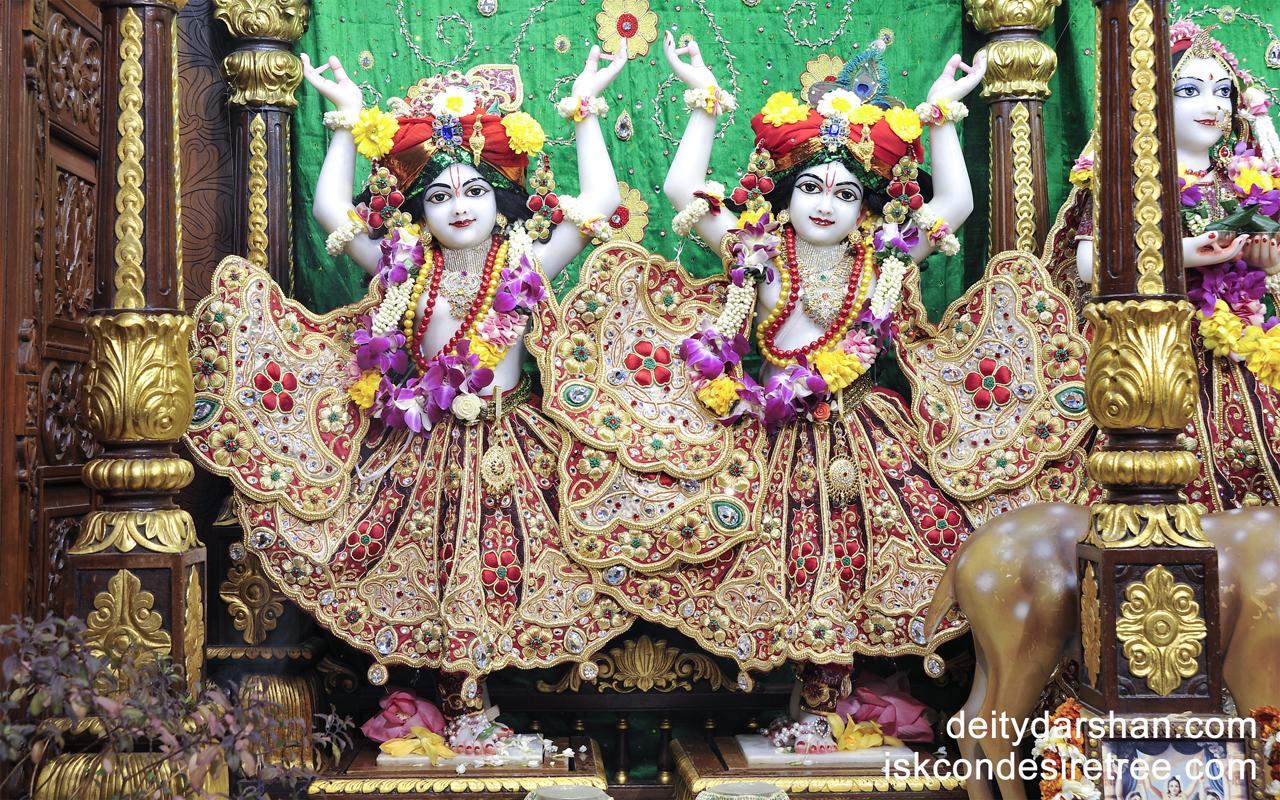 Sri Sri Nitai Gaurachandra Wallpaper (008) Size 1280x800 Download