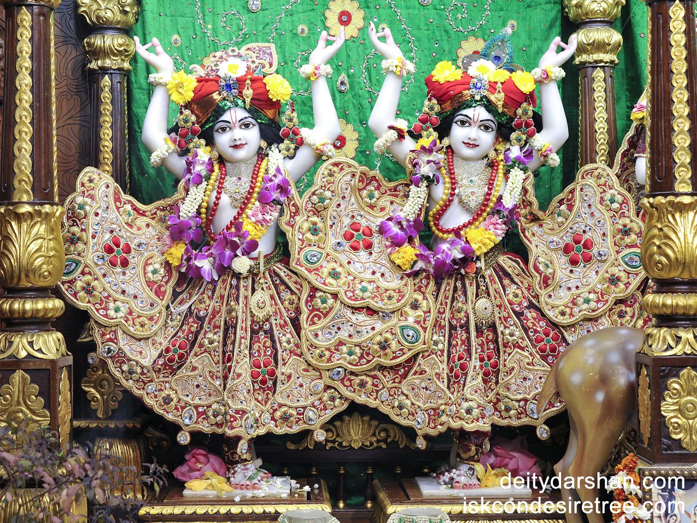 Sri Sri Nitai Gaurachandra Wallpaper (008) Size 1400x1050 Download