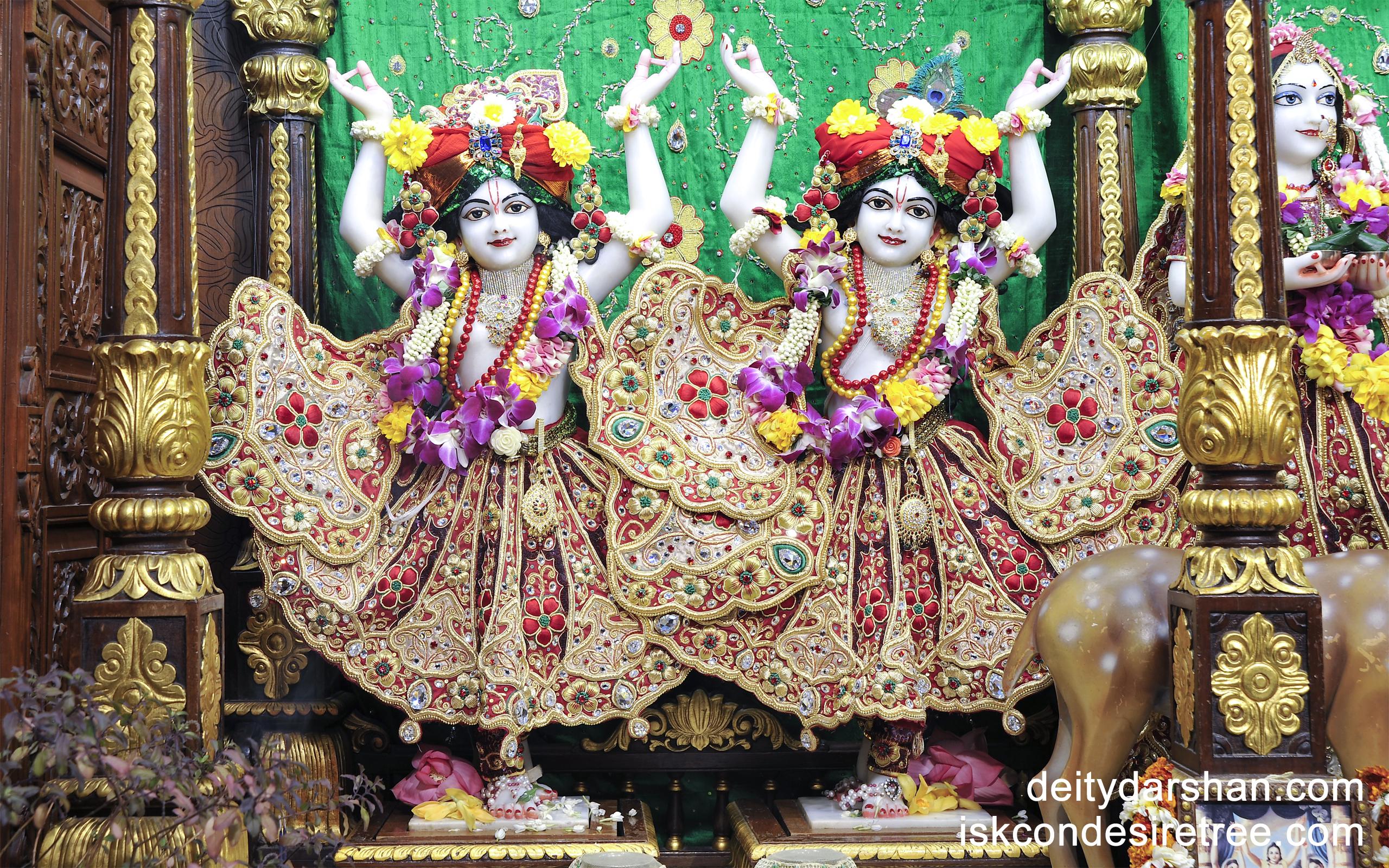 Sri Sri Nitai Gaurachandra Wallpaper (008) Size 2560x1600 Download