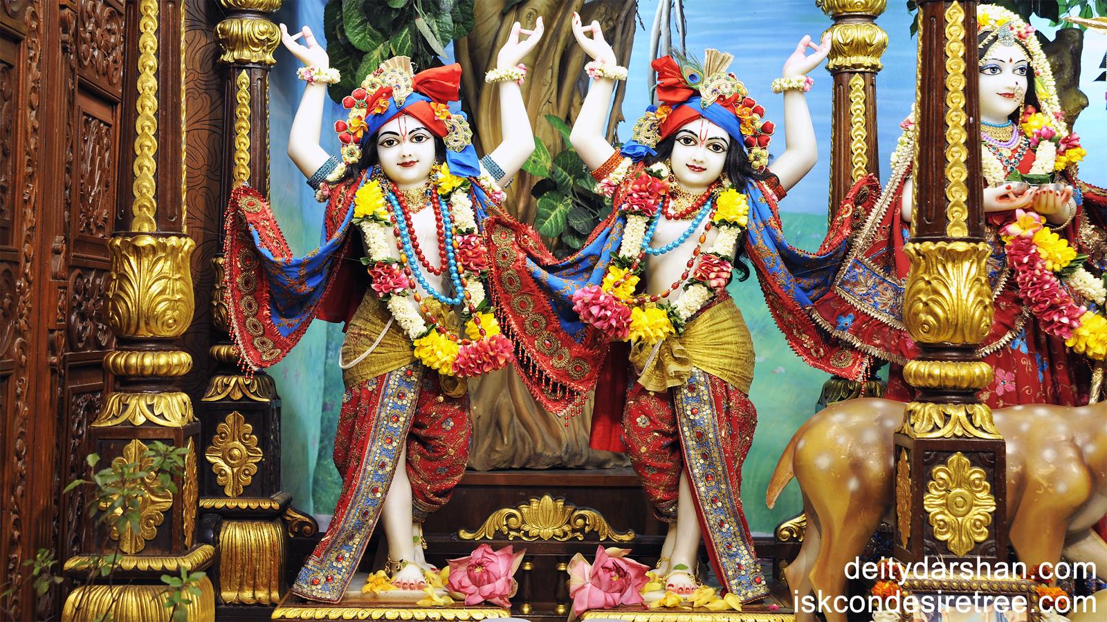 Sri Sri Nitai Gaurachandra Wallpaper (009) Size 1600x900 Download