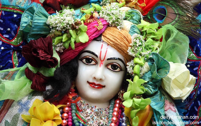 Sri Gaurachandra Close up Wallpaper (010) Size 1440x900 Download