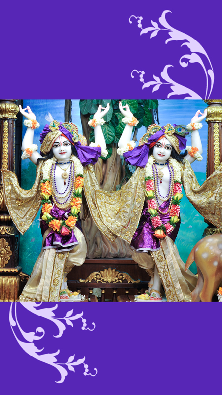 Sri Sri Nitai Gaurachandra Wallpaper (010) Size 450x800 Download