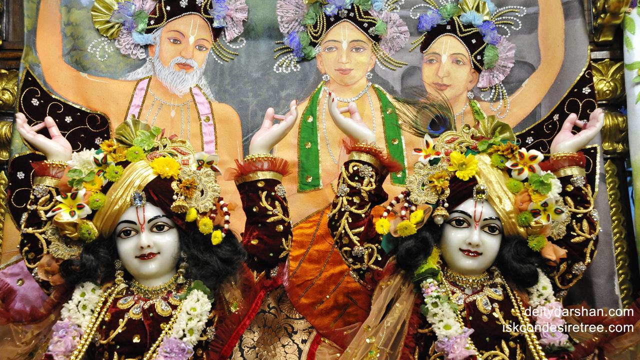 Sri Sri Nitai Gaurachandra Close up Wallpaper (011) Size1280x720 Download