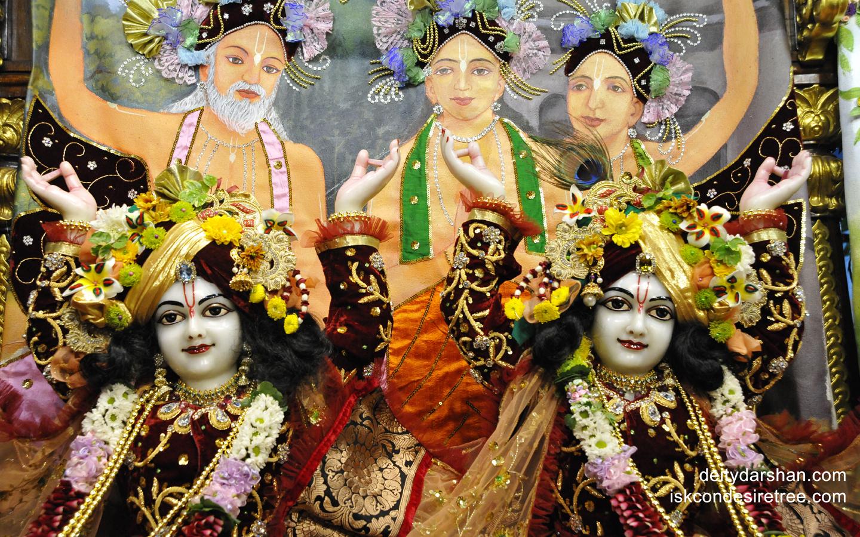 Sri Sri Nitai Gaurachandra Close up Wallpaper (011) Size 1440x900 Download