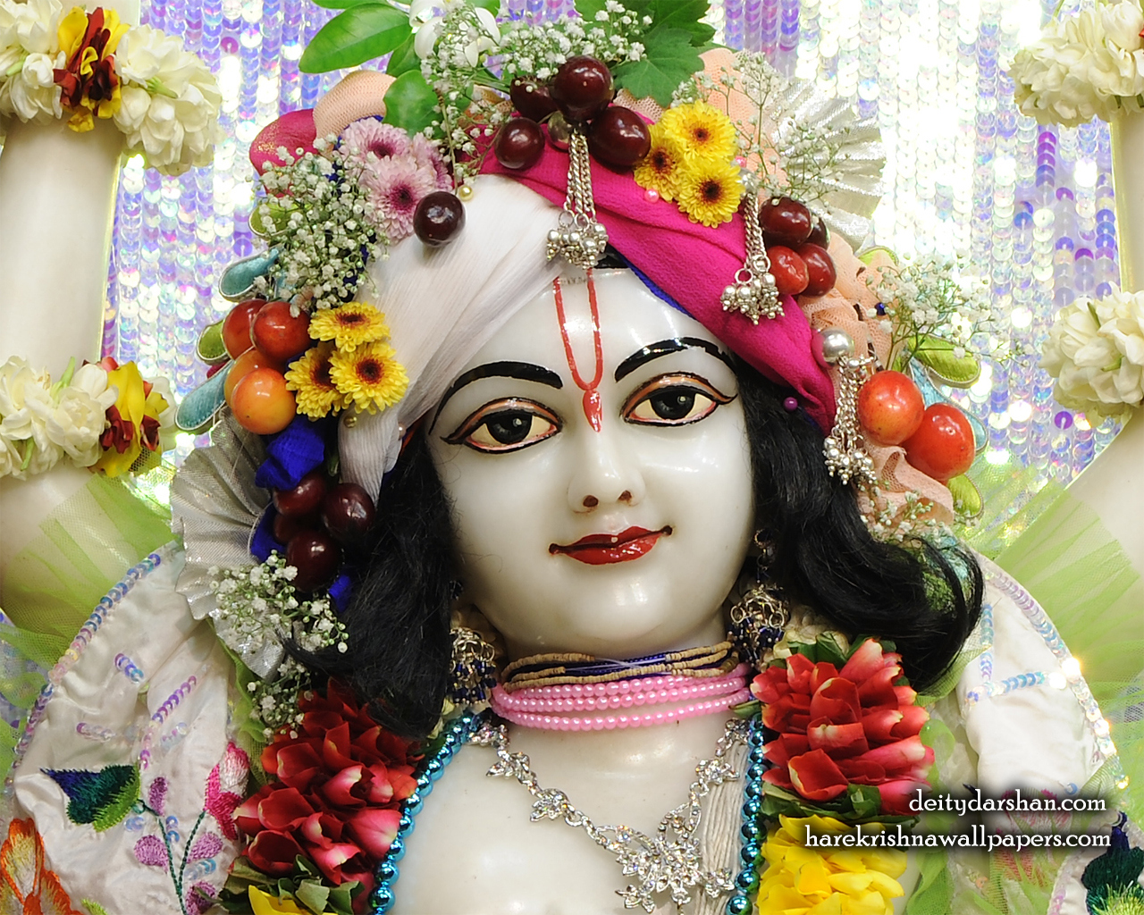 Sri Nitai Close up Wallpaper (014) Size 1280x1024 Download