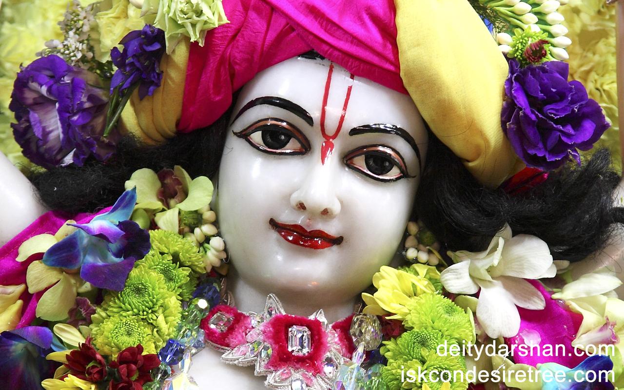 Sri Gaurachandra Close up Wallpaper (015) Size 1280x800 Download