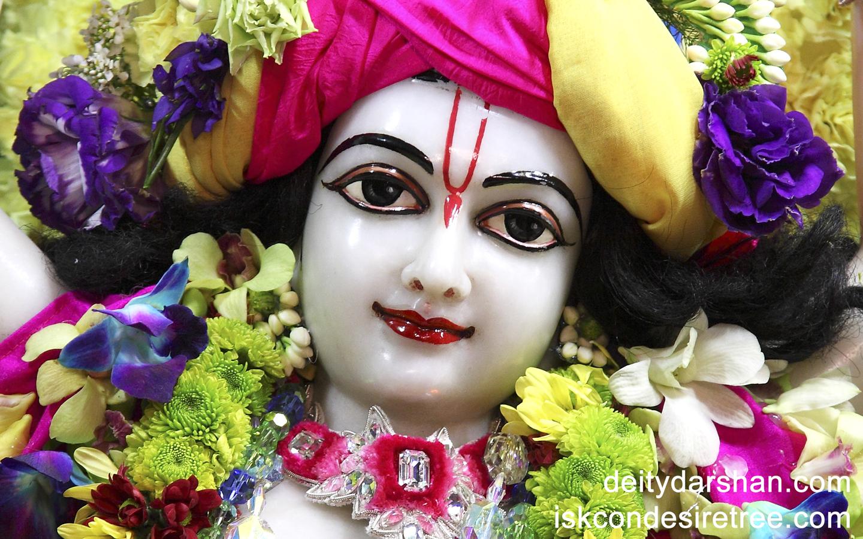 Sri Gaurachandra Close up Wallpaper (015) Size 1440x900 Download