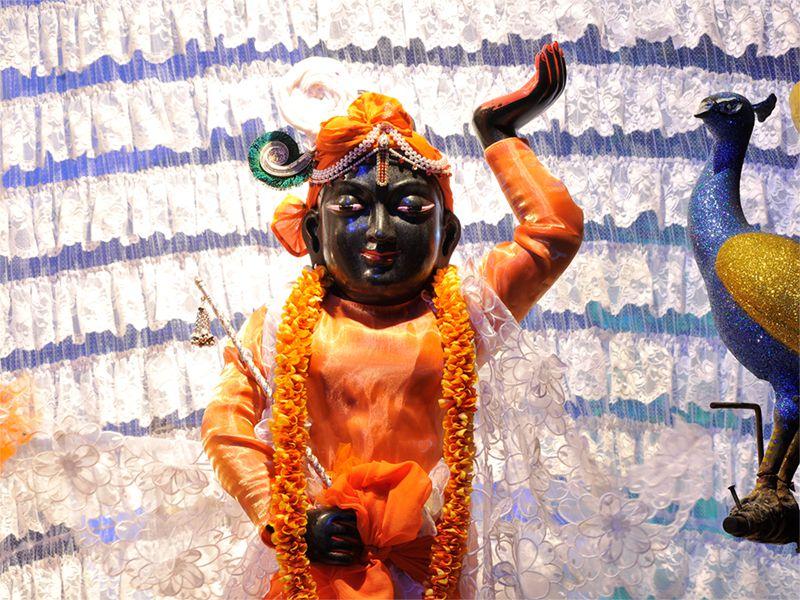 Sri Gopal Close up Wallpaper (015)