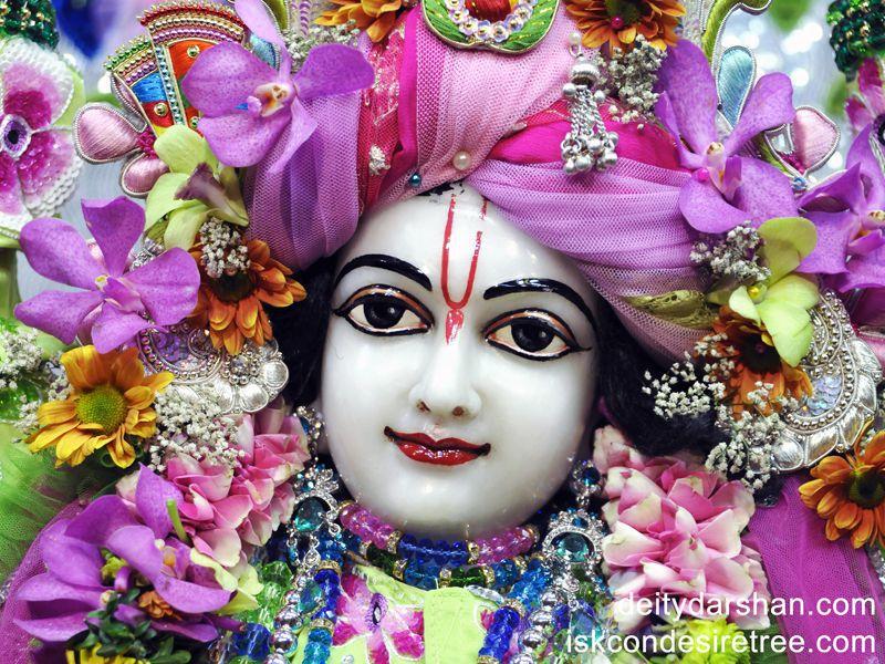 Sri Gaurachandra Close up Wallpaper (017)