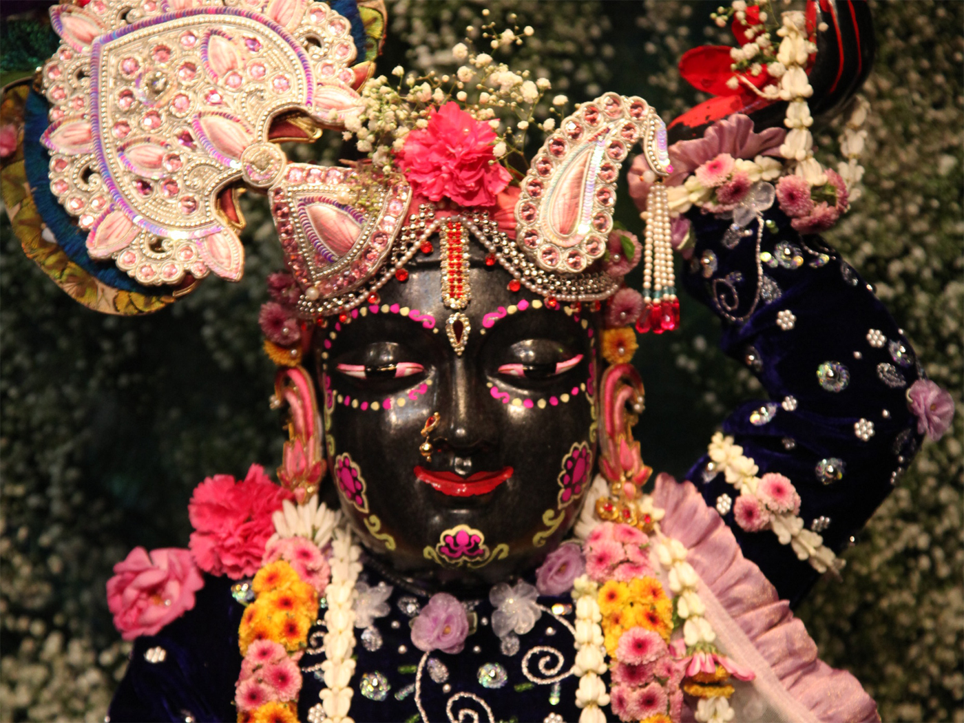Sri Gopal Close up Wallpaper (017) Size 1400x1050 Download