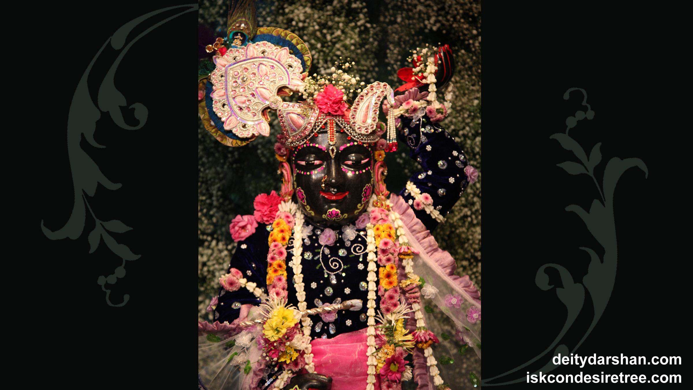 Sri Gopal Close up Wallpaper (017) Size 2400x1350 Download