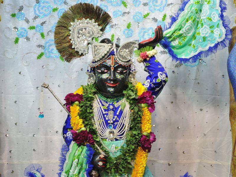 Sri Gopal Close up Wallpaper (019)