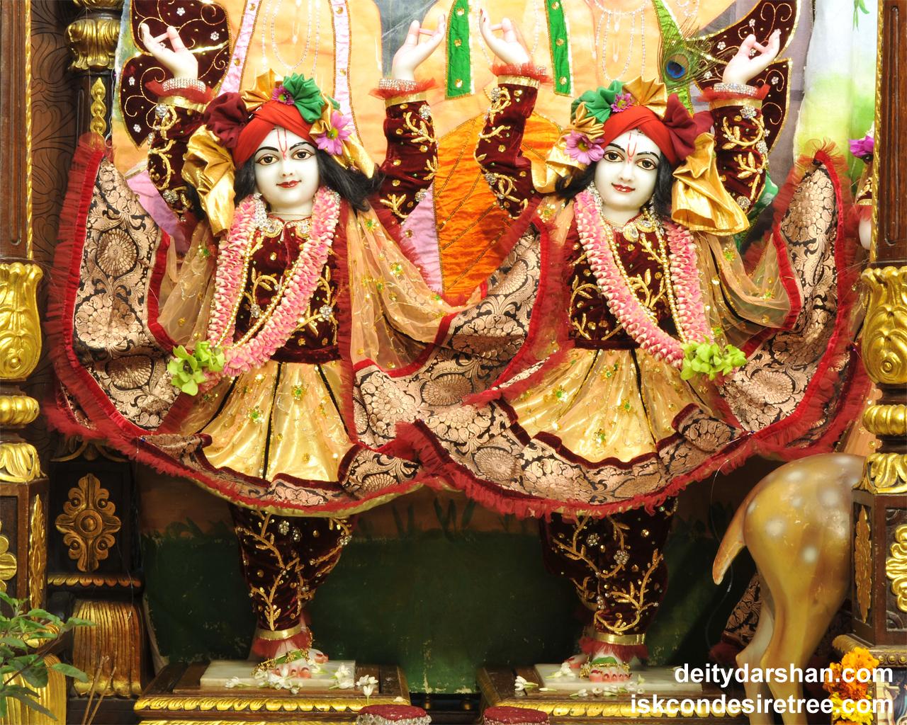 Sri Sri Nitai Gaurachandra Wallpaper (019) Size 1280x1024 Download