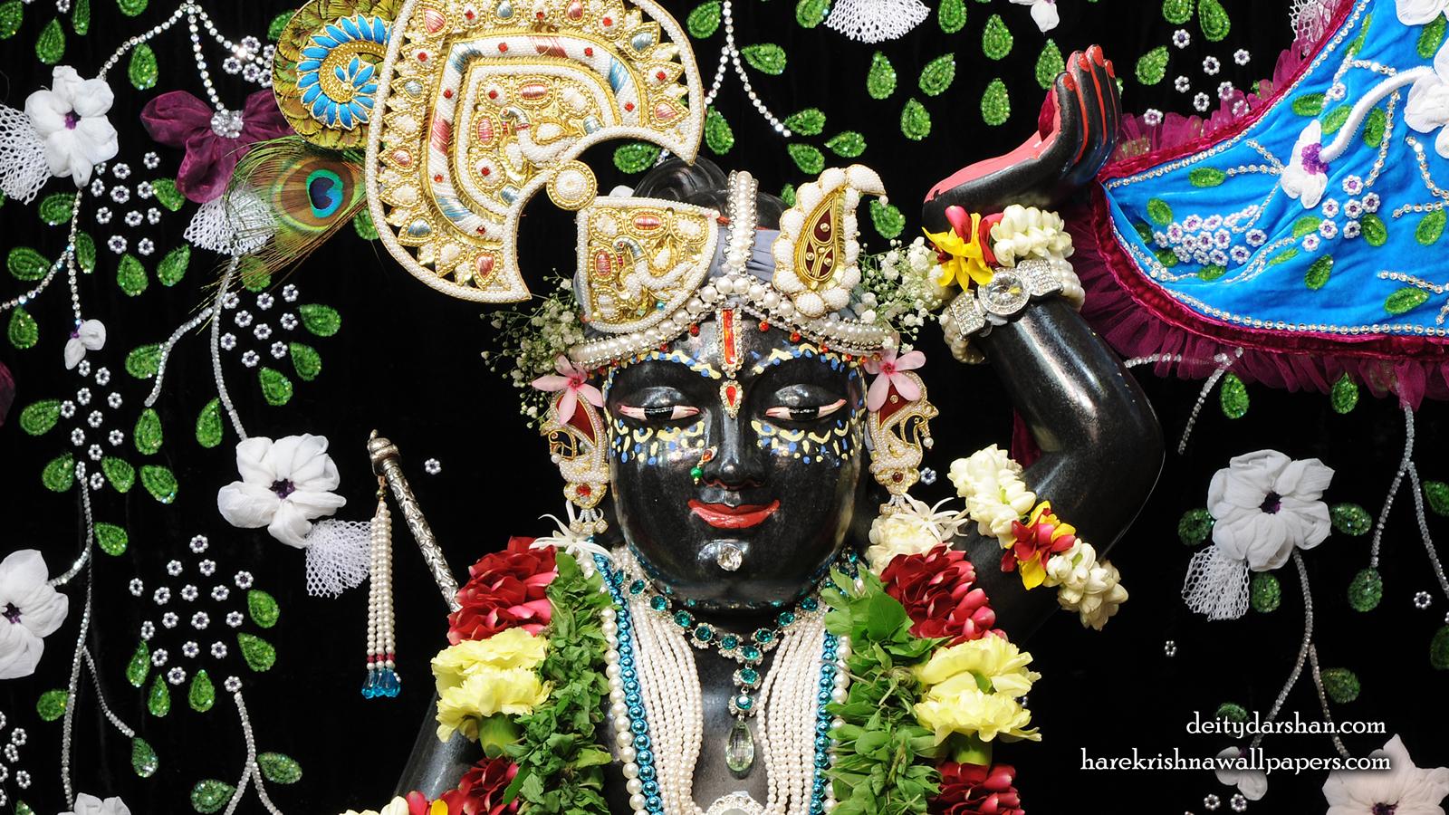 Sri Gopal Close up Wallpaper (021) Size 1600x900 Download