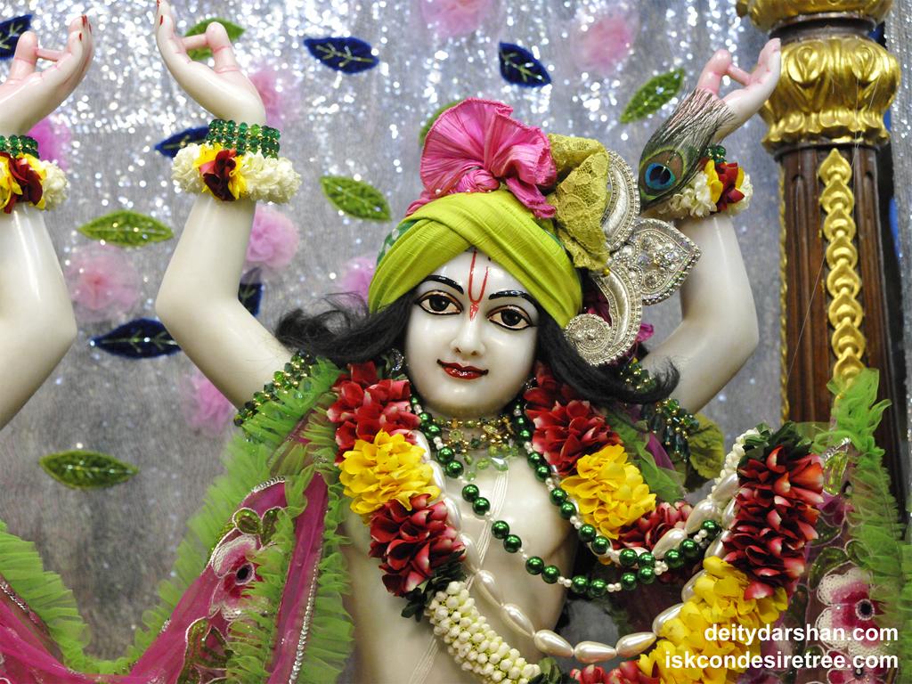 Sri Gaurachandra Close up Wallpaper (022) Size 1024x768 Download