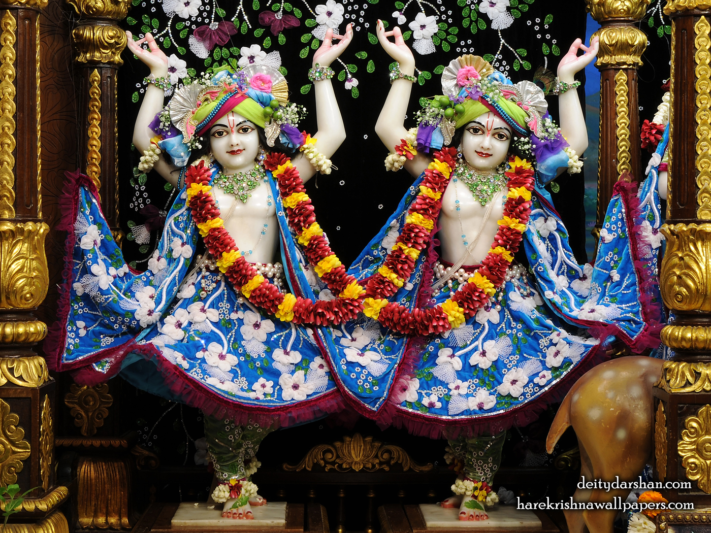 Sri Sri Nitai Gaurachandra Wallpaer (022) Size 1400x1050 Download