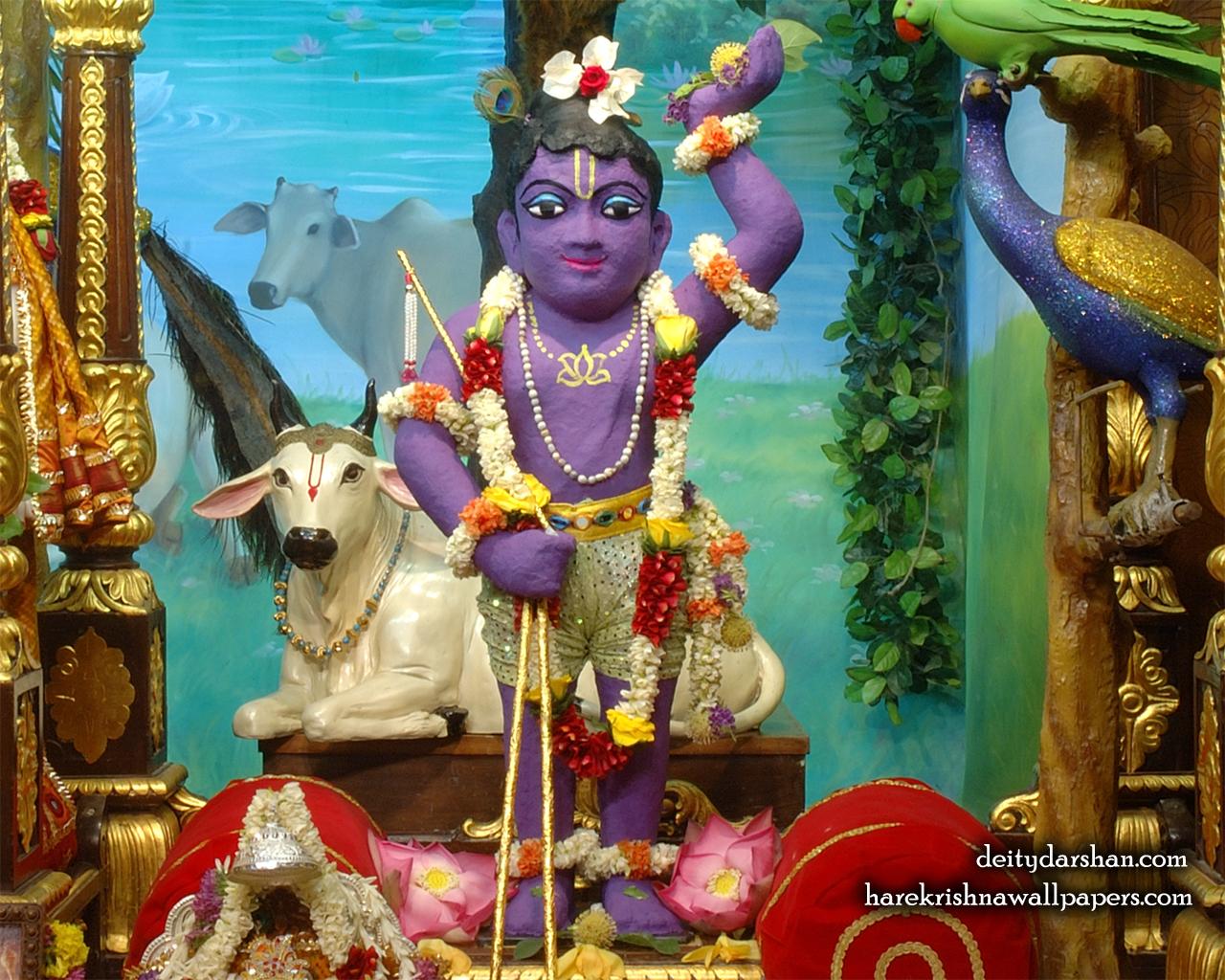 Sri Gopal Wallpaper (023) Size 1280x1024 Download