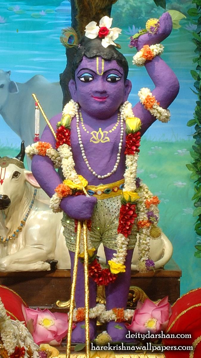 Sri Gopal Wallpaper (023) Size 675x1200 Download