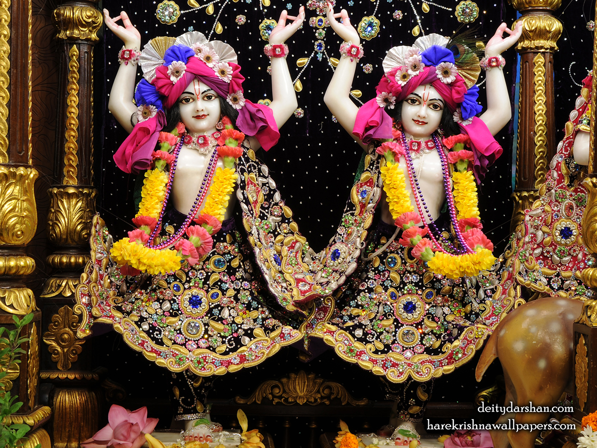 Sri Sri Nitai Gaurachandra Wallpaer (024) Size1200x900 Download
