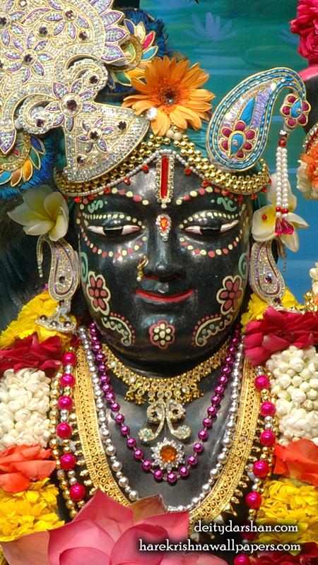 Sri Gopal Close up Wallpaper (025) Size 450x800 Download